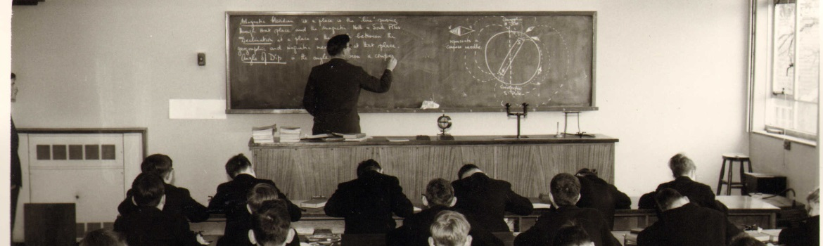 1963 FJS Dight teaching LRMA