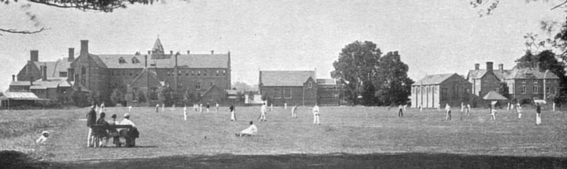 1900 Playing field